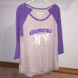 Aeropostale Baseball T-shirt